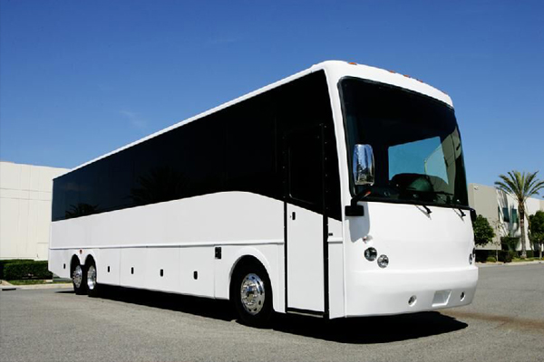 50 Person Charter Bus Service Riverside