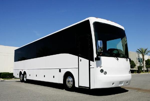 Riverside 50 Passenger Charter Bus